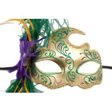 mardi mask purple green and gold mardi gras masks mardi gras supplies