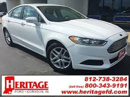 ford fusion used for sale used ford fusion for sale with photos carfax