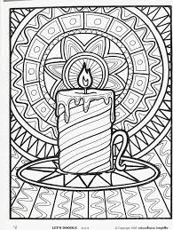 christmas coloring pages drawings