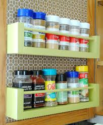 Old Fashioned Spice Rack How To Organize Spices Diy Spice Rack Ideas