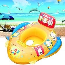 bouée siège pour bébé gosear bouée gonflable de siege securite pour bébé enfant et boue