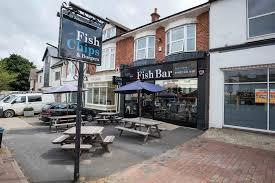 Fishbar A Local Fish Shop Has Fallen Hook Line And Sinker For