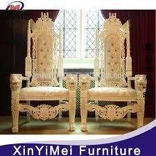 Throne Chairs For Hire Cheap King Throne Chair Cheap King Throne Chair Suppliers And