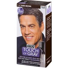 amazon com just for men touch of gray men u0027s hair color medium