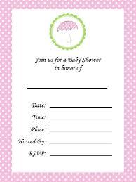 printed baby shower invitations zdornac info
