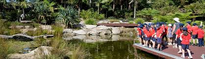 Mt Annan Botanical Garden Australian Botanic Garden Mount Annan School Excursions And