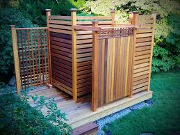 extraordinary design outdoor shower designs made wooden