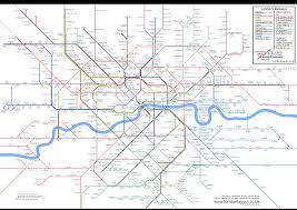 European Rail Map by Map Of London Train Stations Deboomfotografie