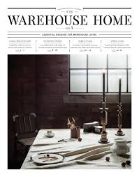 warehouse home issue five by warehouse home issuu