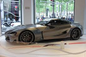 toyota supercar new cars new model 2019 2020 toyota supra rear view design new