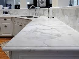 Kitchen Marble Countertops by Countertop Honed Marble Carrara Marble Countertop Cost Of