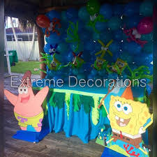 Spongebob Centerpiece Decorations by Extreme Decorations Extremedecorations Instagram Photos