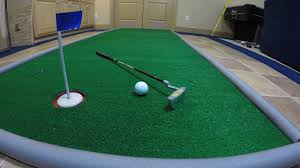 How To Build A Putting Green In My Backyard Backyard Putting Green Diy Leisure Golf Diy Back Yard Putting