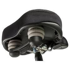 Most Comfortable Beach Cruiser Seat Schwinn Ultra Comfort Bike Seat Black Target