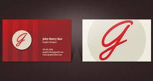 back business card 50 free photoshop business card templates smashingapps