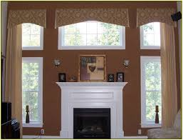 bay window window treatments home design ideas