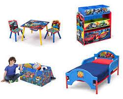 Toddler Bedroom Toys Blaze And The Monster Machines Toddler Bedroom Furniture 4pc Set