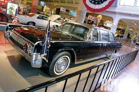 jfk assassination limo where is it now rod network