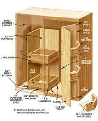 how to make corner cabinet kitchen storage projects that create more space corner