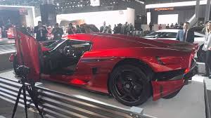 koenigsegg doors koenigsegg regera automated door hood trunk action youtube