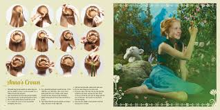 anna from frozen hairstyle elsa and anna hairstyles fade haircut