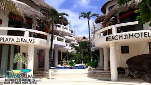 playa palms boutique beachfront hotel playa del carmen youtube