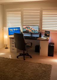 Gaming Desk Setup by Viac Ako 25 Najlepších Nápadov Na Pintereste Na Tému Gaming Desk