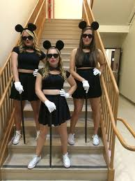 Three Blind Guys Three Blind Mice Halloween Costume Costume For 3 People