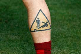 roma tattoos as roma player tattoo friday funnies for january 16 2015 espn