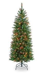 national tree 4 5 foot kingswood fir pencil tree with