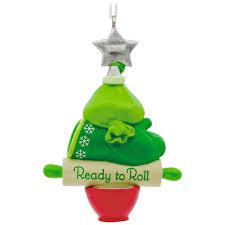 ready to roll baking tree hallmark ornament gift