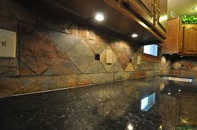 bathroom granite countertops with tile backsplash best bathroom
