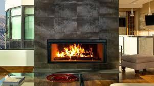 renaissance linear fireplace youtube