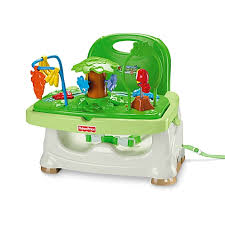fisher price rain forest booster seat buybuy baby