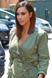 hairstyles for giving birth kim kardashian new hair short hairstyle glamour uk