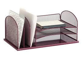 Stylish Desk Organizers by Amazon Com Safco Products 3254bl Onyx Mesh Desktop Organizer