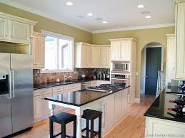 White Kitchen Cabinets Black Granite 66 Best Granite Counter White Cabinet Images On Pinterest
