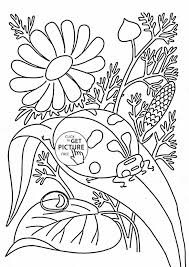 flowering coloring pages images about flowers on pinterest flower coloring pages of spring