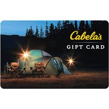 free gift cards by mail 100 cabela s gift card for only 82 free mail delivery ebay