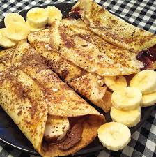cuisine az crepes how the serve their crepes for candlemas or chandeleur