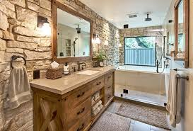 Vintage Bathroom Ideas Charming Rustic Bathroom Design Ideas Abpho