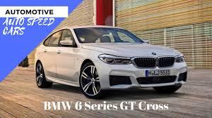 2018 bmw 6 series gt cross youtube