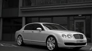 2009 bentley flying spur project kahn present bentley flying spur pearl white edition