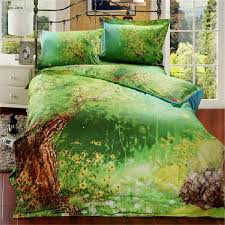 Forest Bedding Sets Create A Beautiful Forest Bed Set Theme Lostcoastshuttle Bedding Set