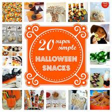 20 easy halloween snacks tauni co
