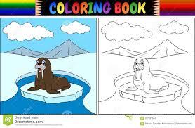Livre De Coloriage Avec La Bande Dessinée De Morse Illustration de
