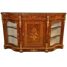 furniture mahogany buffet antique antique credenza antique