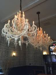 New Orleans Chandeliers Unique Drip Wax Chandeliers Picture Of Ace Hotel New Orleans