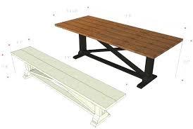 Rustic Bench Seat Rustic Pine Dining Table U2013 Mitventures Co