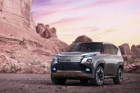 mitsubishi pink mitsubishi boss says next pajero may be sold in the u s emphasis